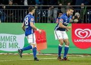 Без Коноплянки: Шальке в зрелищном матче обыграл Аугсбург