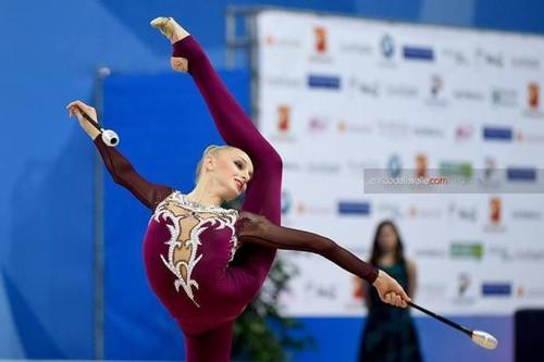 Сильнейшие гимнастки Украины выступили на открытом Кубке Львова