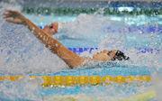 Зевина стала вице-чемпионкой Европы в заплыве на 200 метров на спине