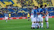 Лас-Пальмас отыгрался в матче с Эспаньолом