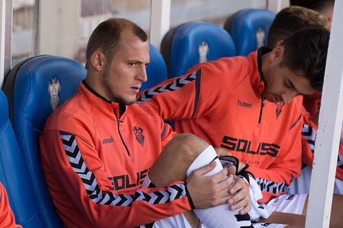 Зозуля прервал свою голевую серию в матче против Сарагосы