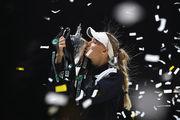 Возняцки выиграла Итоговый турнир WTA в Сингапуре