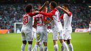 Вердер в домашних стенах пропустил 3 гола от Аугсбурга