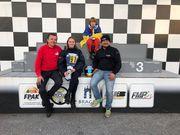Фото 8-ми річний український пілот переміг в гонці Чемпіонів