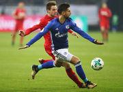 Шальке минимально обыграл Кельн и вышел в 1/4 Кубка Германии