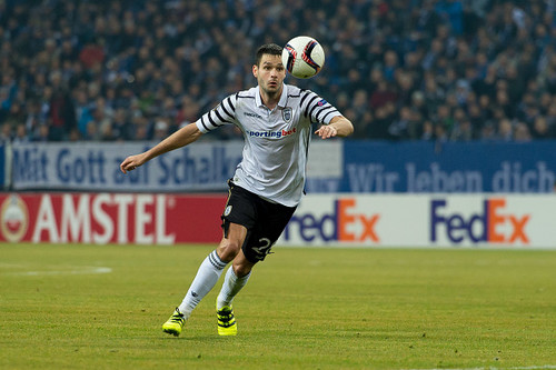 Шахов забил за ПАОК в матче Кубка Греции против Трикале