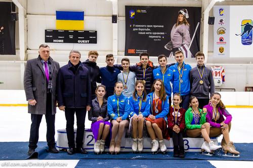Паніот та Архіпова виграли чемпіонат України з фігурного катання