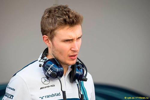 Сироткин подписал контракт с Williams