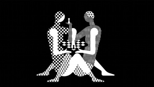 ФОТО ДНЯ. Логотип чемпионата мира-2018 по шахматам