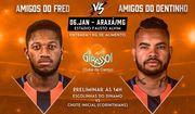 Фред и Дентиньо проведут спарринг в Бразилии