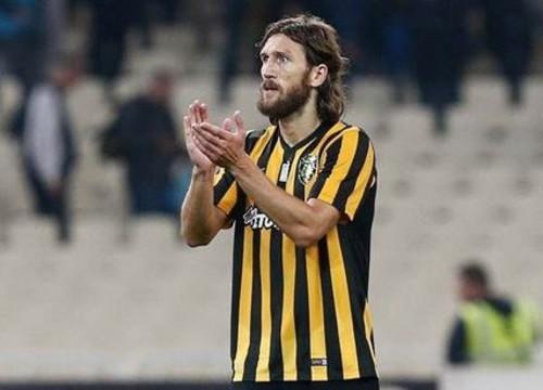 АЕК с Чигринским вышел в четвертьфинал Кубка Греции