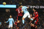 Манчестер Сити — Борнмут — 4:0. Видеообзор матча