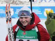 Чемпионат Украины. Блашко выиграла спринтерскую гонку