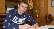 Пердута продовжив контракт з Ворсклою