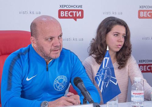 Карлос БАРБОЗА: «Наша цель – победа в чемпионате Украины»