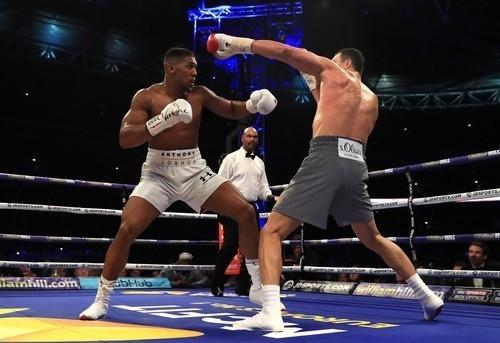Энтони ДЖОШУА: «Фьюри очень хитер в ринге и вне его»