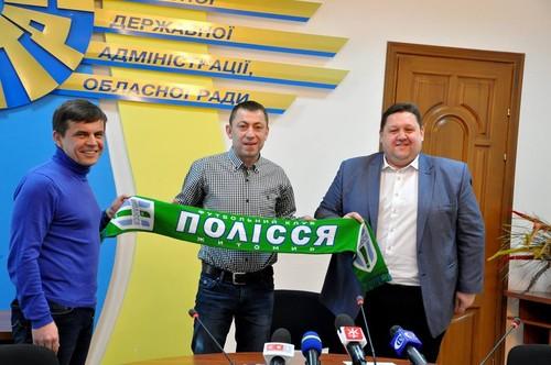 ОФИЦИАЛЬНО: Александр Призетко — главный тренер Полесья
