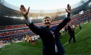 Ринат АХМЕТОВ: «В 2018 году жду гимн ЛЧ на Донбасс Арене»