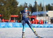 Чемпионат Украины. Кристина Дмитренко выиграла женский масс-старт