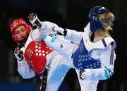 Тхеквондистка Ромолданова – найкраща спортсменка грудня в Україні