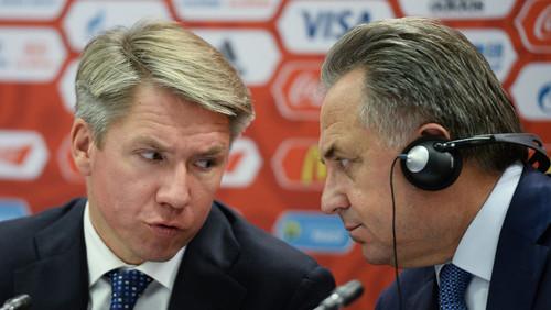 Мутко оставил пост главы оргкомитета предстоящего чемпионата мира