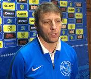 Игорь МОСКВИЧЕВ: «Тренерский штаб поражение полностью берет на себя»