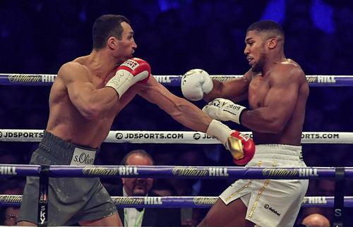 BoxingScene: «О бое Кличко – Джошуа будут говорить и спустя 20 лет»