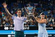 Федерер и Бенчич выиграли Кубок Хопмана