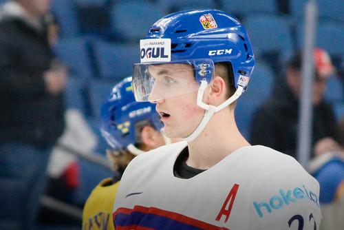 Сборная Чехии по хоккею U-20 ярко отметила выход в полуфинал ЧМ
