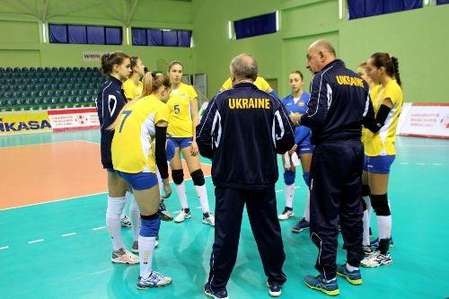 Юноши сборной Украины победили Грузию, а девушки - Грецию