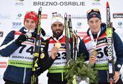 Брезно-Осрбли 2018. Результаты спринта у мужчин