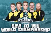 Natus Vincere выиграли Paladins World Championship 2018