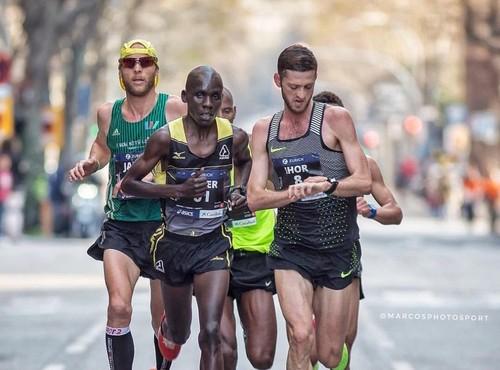 Ігор Олефіренко став найкращим європейцем на марафоні в Китаї