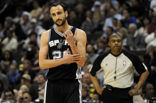 Жинобили установил рекорд НБА