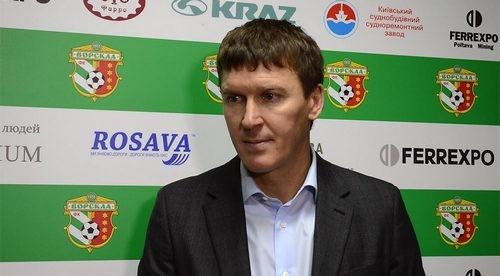 Василь САЧКО: «Хочеться посилити всі ігрові ланки»