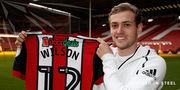Манчестер Юнайтед отдал Уилсона в аренду Шеффилду