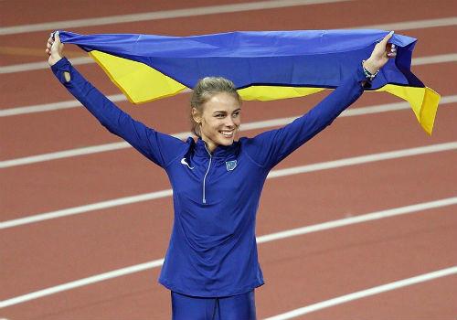 Юлія Левченко встановила новий молодіжний рекорд України