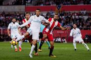 Форвард Жироны, забивший Реалу, после матча сделал фото с Зиданом