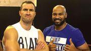 Спарринг-партнеры Кличко и Поветкина встретятся в ринге
