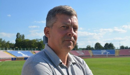 Александр Кирилюк может покинуть пост наставника Черкасского Днепра