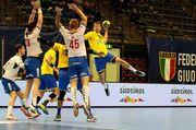 Сборная Украины по гандболу проиграла Италии в отборе на ЧМ-2019