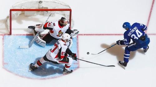НХЛ. Торонто уступил Оттаве, Чикаго — Миннесоте. Матчи среды