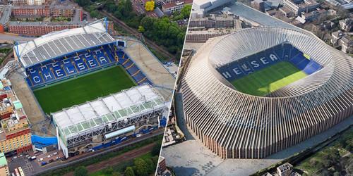 Челси приступит к постройке нового стадиона