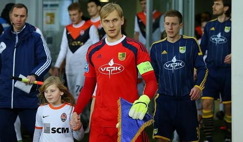 Сергей Погорелый находится на просмотре в Колосе