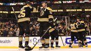 НХЛ. Бостон обыграл Монреаль, Анахайм — Питтсбург. Матчи cреды