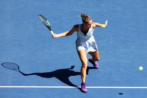 Australian Open. Бондаренко и Савчук идут дальше в парном разряде