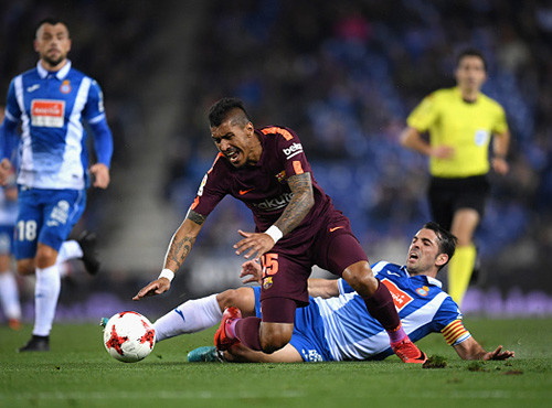 Эспаньол - Барселона - 1:0. Обзор матча