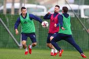 Вербич и Шабанов дебютируют в матче Динамо  — Санкт-Галлен