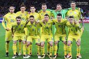 Сборная Украины проведет два контрольных матча на своей территории