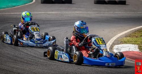 8-річний українець виступатиме у професійній команді EKR kart racing